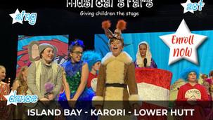 Musical Stars Island Bay