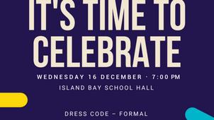 Y6 Leavers' Graduation Evening - Wed 16 Dec, 6-9pm