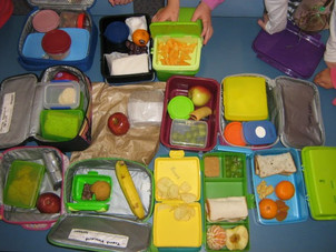 Plastic free lunches in Term 4