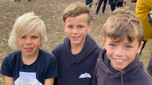 Well done to our Interzone Cross Country runners!