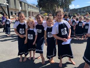 Fantastic day out at the Te Whanaungātanga o Poneke Kapa Haka Festival
