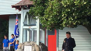 Island Bay School Memorial Bell