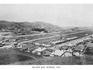 Island Bay School History