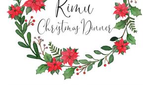 Rimu Christmas Dinner!