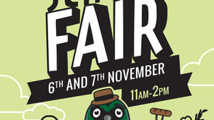 It's Fair time! And we need your help!