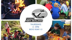 ICONZ for Boys Y1-3