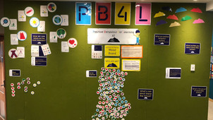 Check out our new foyer display! What is PB4L??!!