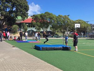 Whole School Athletics Day - Friday 30 Oct, 9.15-2.45pm at Newtown Park