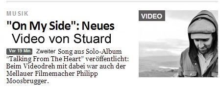 STU▲RD VIDEO Vol.at 18.12.2013