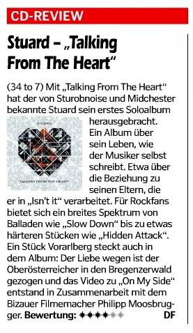STU▲RD REVIEW Wann&Wo 22.12.2013