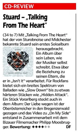 STU▲RD REVIEW Wann&Wo 22.12.2013