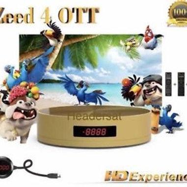 ISTAR Zeed4 OTT with One Year Online TV ايستار زيد 4 مع 12 اشهرخدمة مجانية