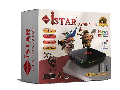 ISTAR A9700 Plus جهاز ايستار