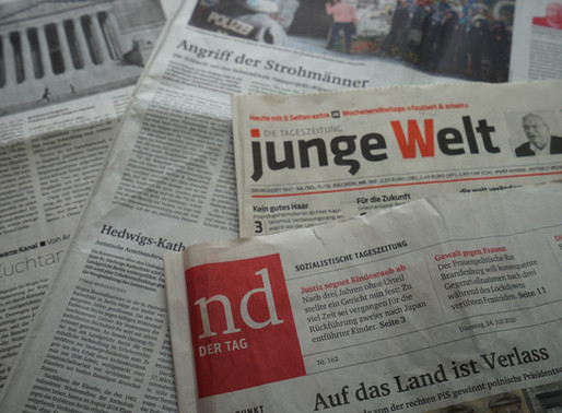 News from Germany and Berlin: 12 September, 2020