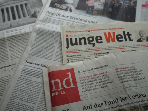 News from Germany and Berlin: 2 January, 2021