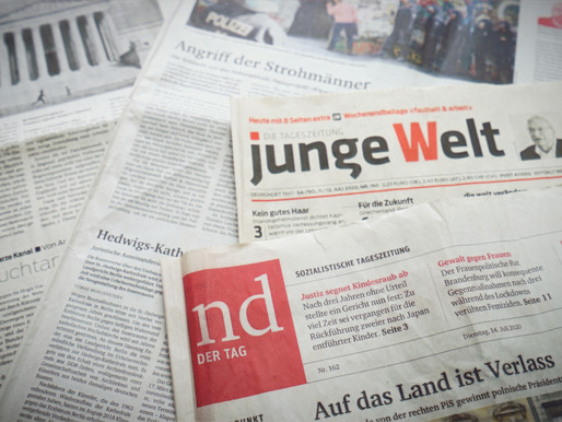 German News round-up, 1 August 2020