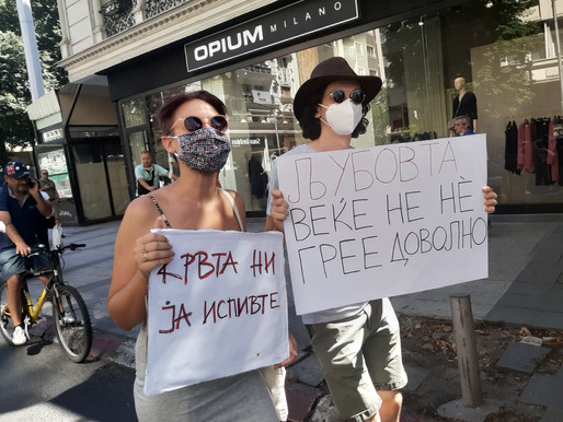 Increased electricity prices spark protest wave in North Macedonia
