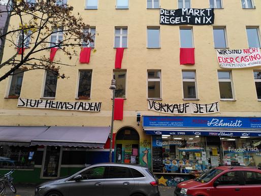 Stop Heimstaden: Tenants fight mega-sale of 4,000 Berlin flats