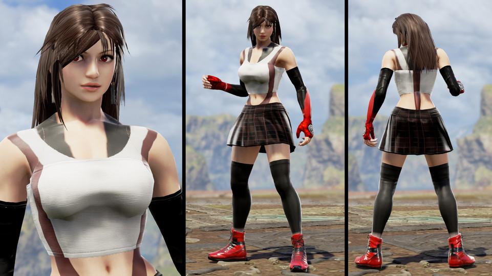 Tifa [Final Fantasy VII]