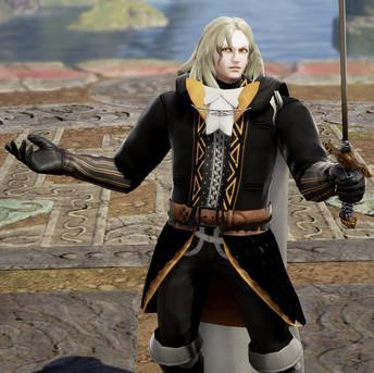 Alucard [Castlevania SOTN]