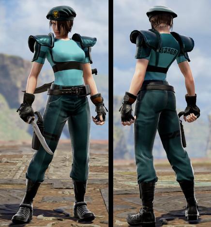 Jill Valentine [Resident Evil]