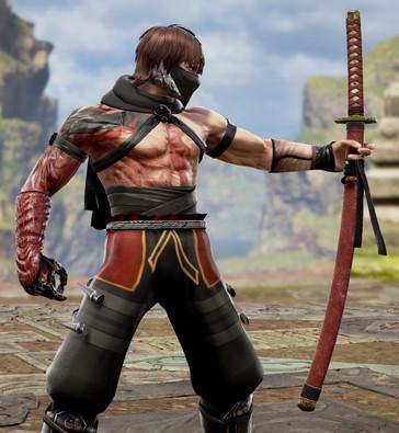 Ryu Hayabusa [Ninja Gaiden]