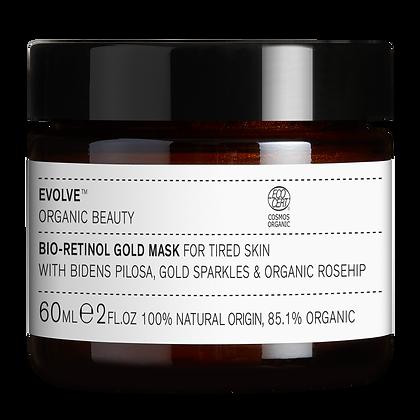 EVOLVE New Bio-Retinol Gold Mask 60ml