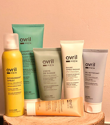 Box4Men - Avril Total Care Kit