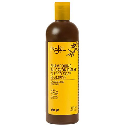 NAJEL Aleppo Olijfzeep Shampoo (droog haar)