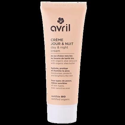 AVRIL Dag & Nacht Crème 50ml