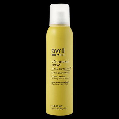 AVRIL Men Deodorant Spray 150ml