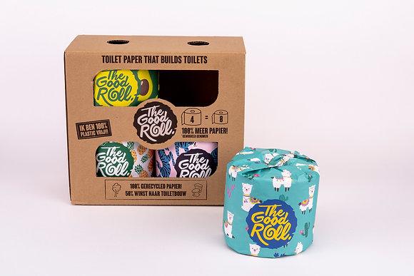 TGR Toiletpapier 4-pack