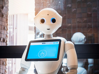 Rise of robots in the travel industry: How AI and robotics are transforming business travel