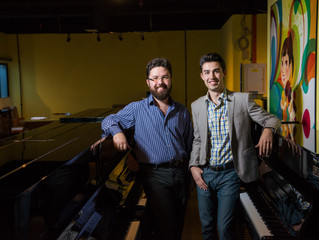 The Holmefjord-Sarabi Brothers: Setting the Rhythm