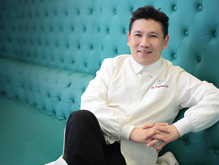 Dr Raymond Lim: Treating with a Smile
