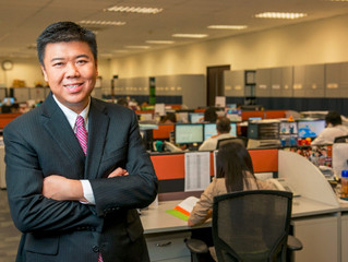 Mr Kelvin Lim: Reinventing Spaces