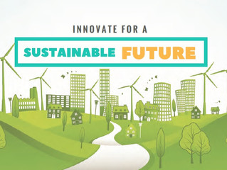 Innovate for a sustainable future