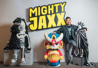 Exploring the future of tech-enabled collectibles with Mighty Jaxx