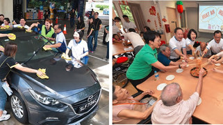 NTUC Fairprice Co-operative Limited: On a social mission