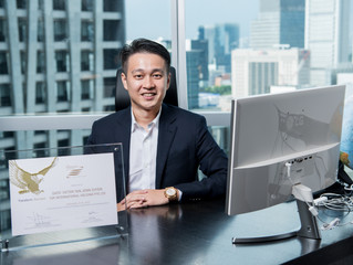 Dato' Victor Tan Jenn Chyen: Mining with a Heart