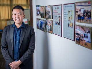 Driving to Success: Mr Joseph Ng