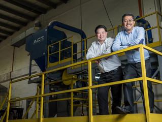 The Green Changemakers: Mr Quek Leng Chuang & Mr Sivakumar Avadiar