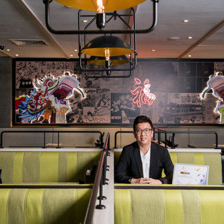 Dellen Soh, CEO of Minor Food Group Singapore, on Returning to the Food Scene with a Fervour