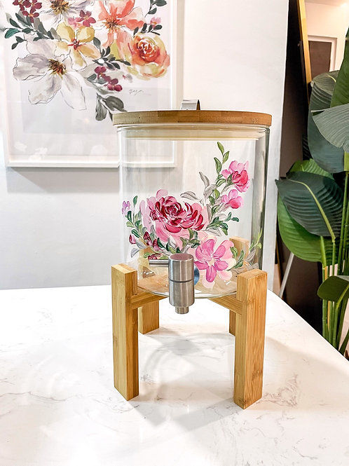 Oliver water dispencer: Peony + Stap