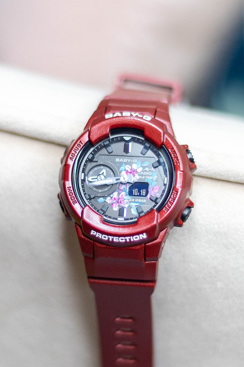 Casio BGA 230S- Red 01