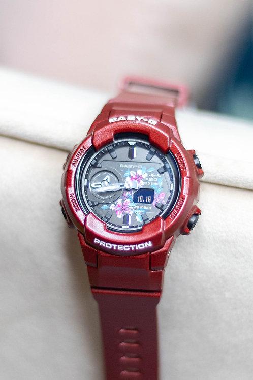 Casio BGA 230S- Red 01
