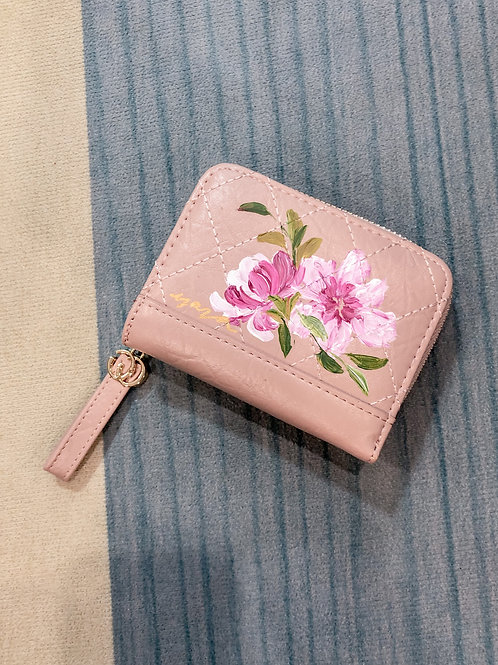 Wrist wallet Oct18:Pink