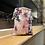 Thumbnail: Bucket Bag : Gerbera Daisy White