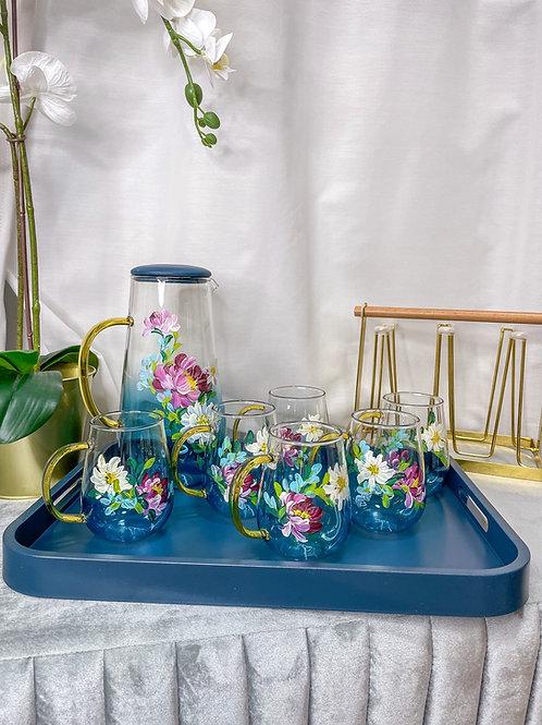 [PRE ORDER] Le Blue jug set