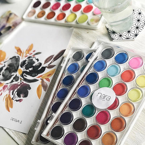 Everyday Watercolor Palette